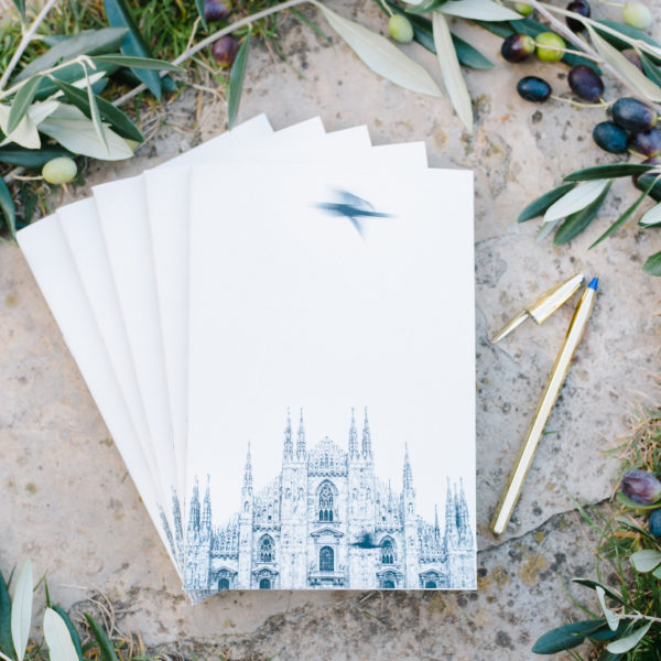 notebook-milan-cathedral
